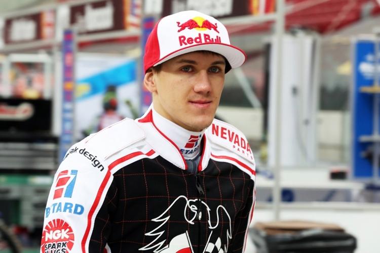 Maciej Janowski po meczu z Apatorem Toruń