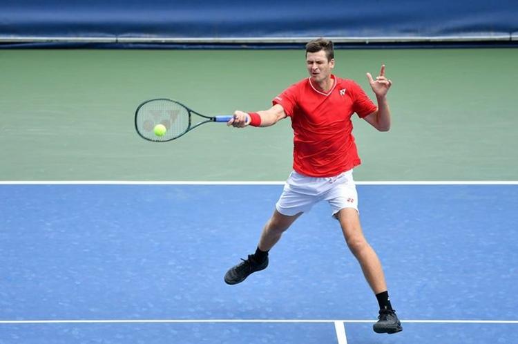 Hurkacz w ćwierćfinale Indian Wells!