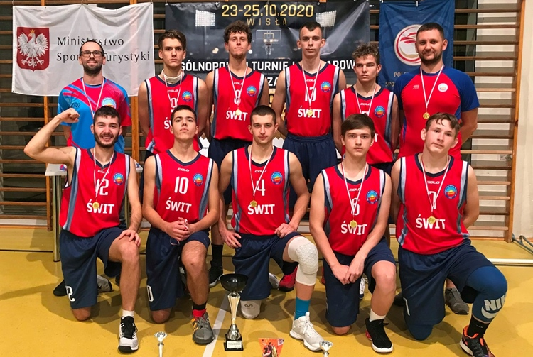 Koszykarze ŚWIT Wrocław U-23 mistrzami Polski!