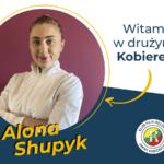 Alona Shupyk dołączyła do KPR Kobierzyce