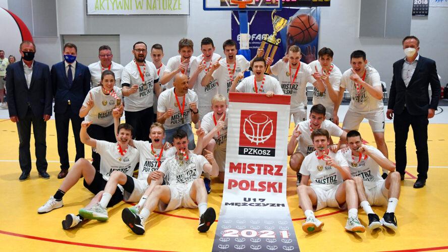 Śląsk Wrocław mistrzem Polski do lat 17!