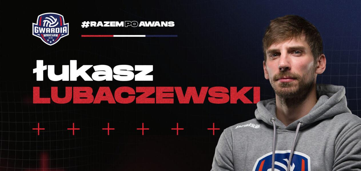 Lubaczewski pozostaje w eWinner Gwardii Wrocław