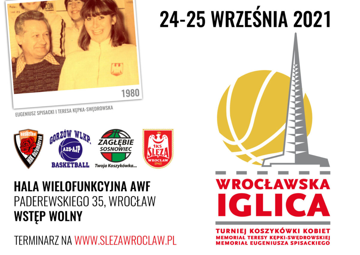 Turniej Wrocławska Iglica 2021 w doborowym towarzystwie