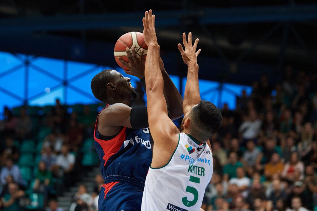 Koszykarze Śląska chcą wrócić na odpowiednią ścieżkę