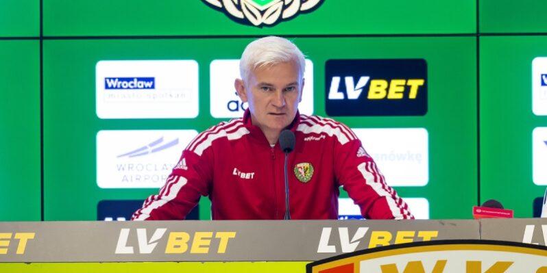 Jacek Magiera po remisie w Radomiu